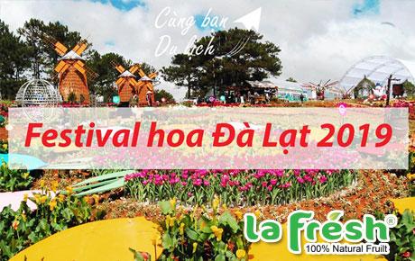 Lễ Hội Festival Hoa Đà Lạt 2019