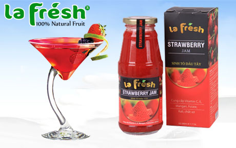 Uống nước ép dâu tây mỗi ngày có tốt không ? - Nước ép trái cây